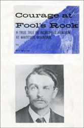 Book Cover Image. Title: Courage at Fool's Rock, Author: Bill Marett
