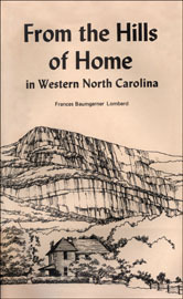 Book Cover Image. Title: From the Hills of Home, Author: Frances Lombard